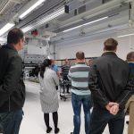 Bezoek VW fabriek Emden