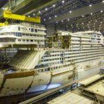 Meyer Werft schip dok bouw